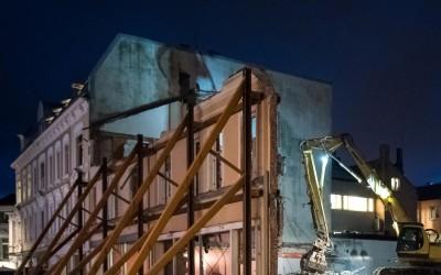 – Skulle vi bare bygd nytt, kunne vi smelt opp hele kvartalet på 1,5 år